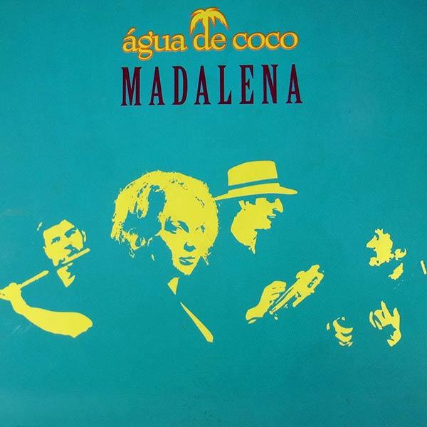 ÁGUA DE COCO : Madalena
