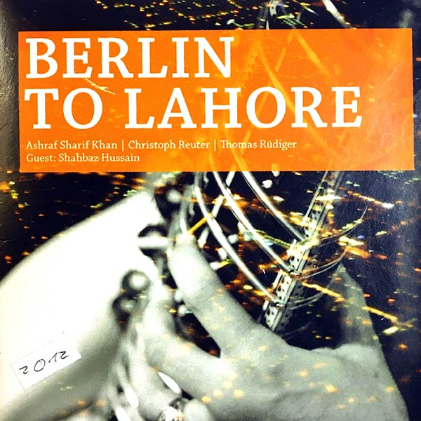 BERLIN TO LAHORE : Berlin to lahore