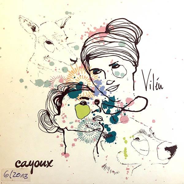CAYOUX : Viléu
