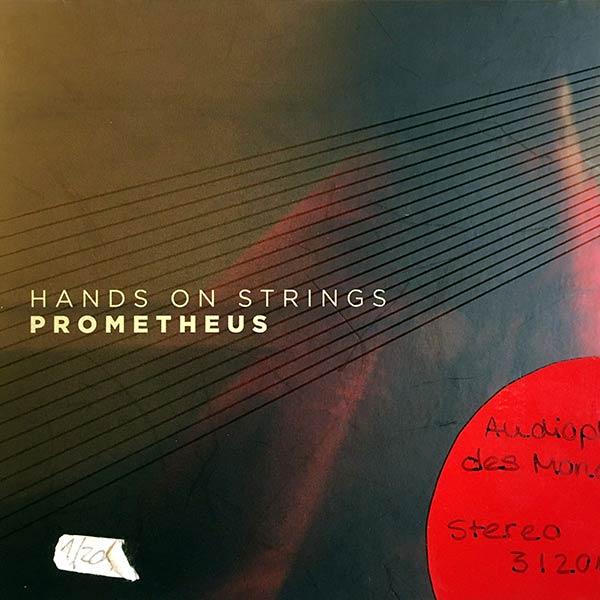 HANDS ON STRINGS : Prometheus