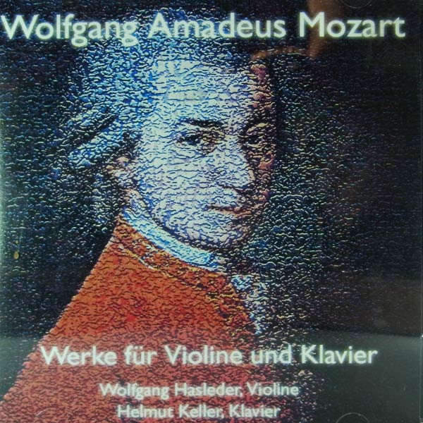 WOLFGANG HASLEDER & DR. HELMUT KELLER : Wolfgang amadeus mozart