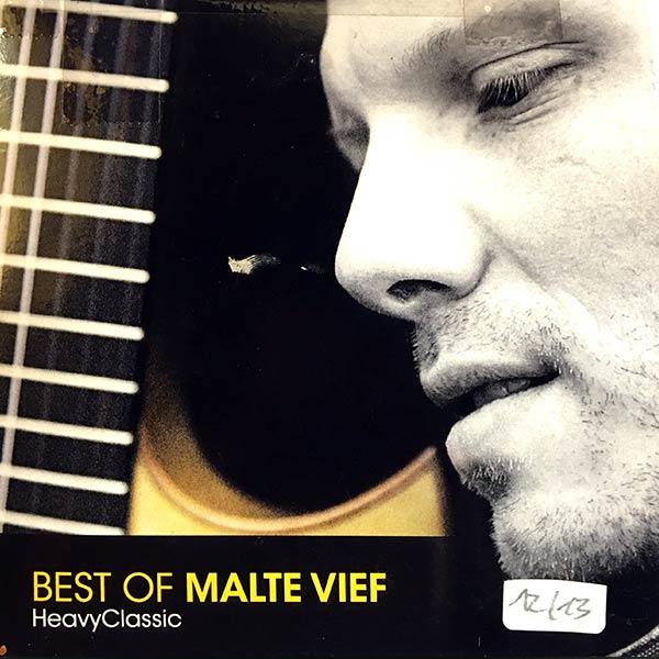 MALTE VIEF : Heavy classic (best of)
