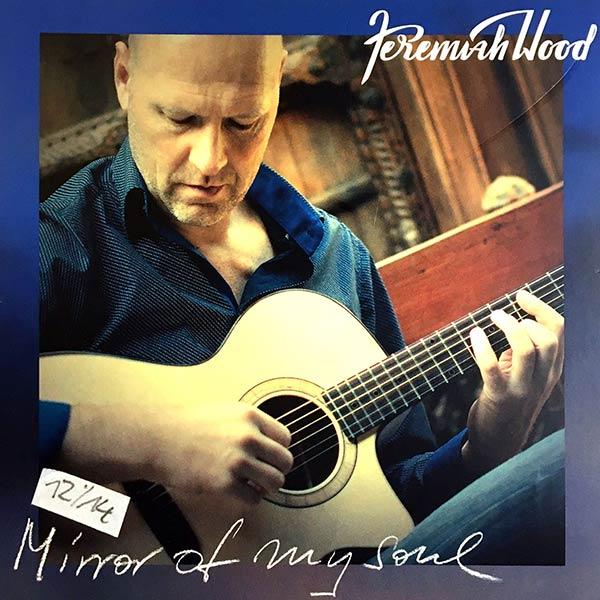 JEREMIAH WOOD : Mirror of my soul