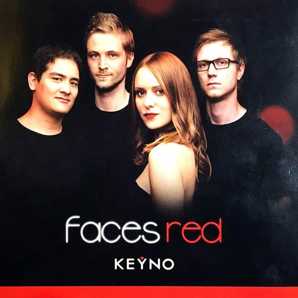 KEYNO : Faces red