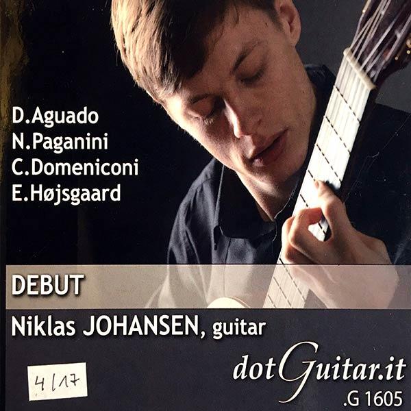 NIKLAS JOHANSEN : Debut