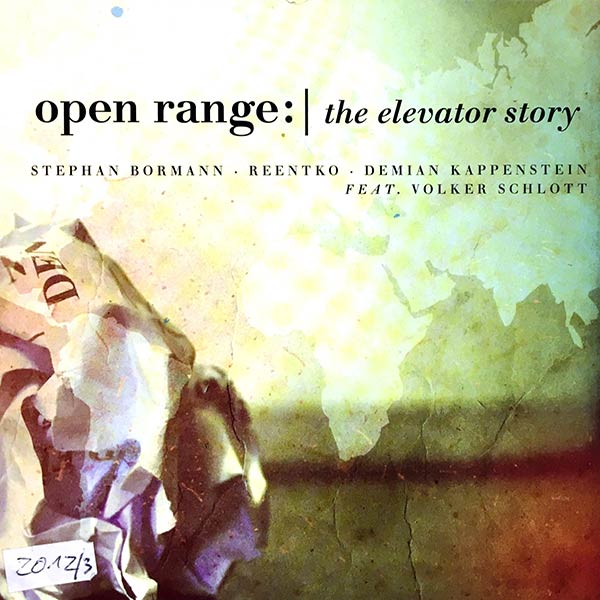 OPEN RANGE : The elevator story