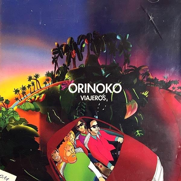 ORINOKO : Viajeros