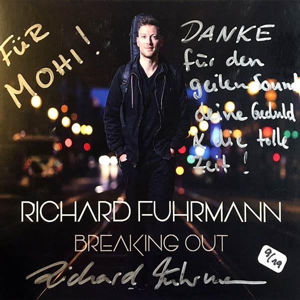 RICHARD FUHRMANN : Breaking out