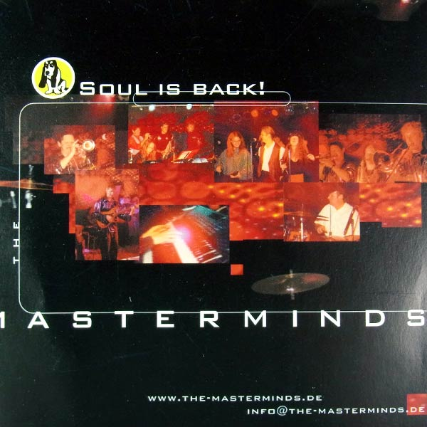 THE MASTERMINDS : Soul is back