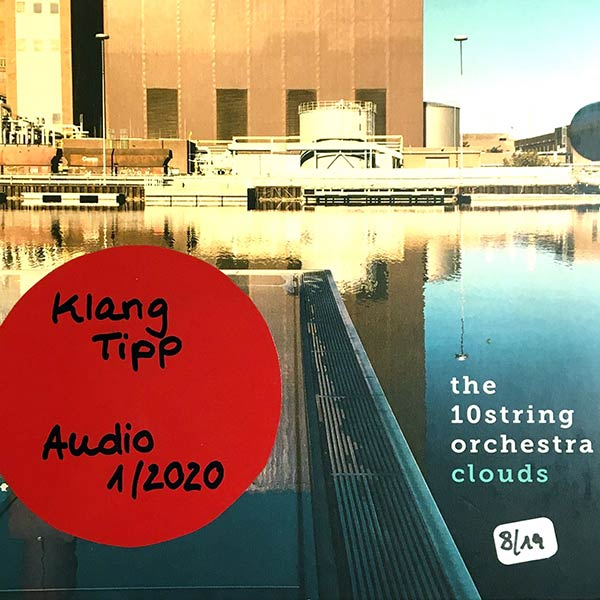 THE 10 STRING ORCHESTRA : Clouds