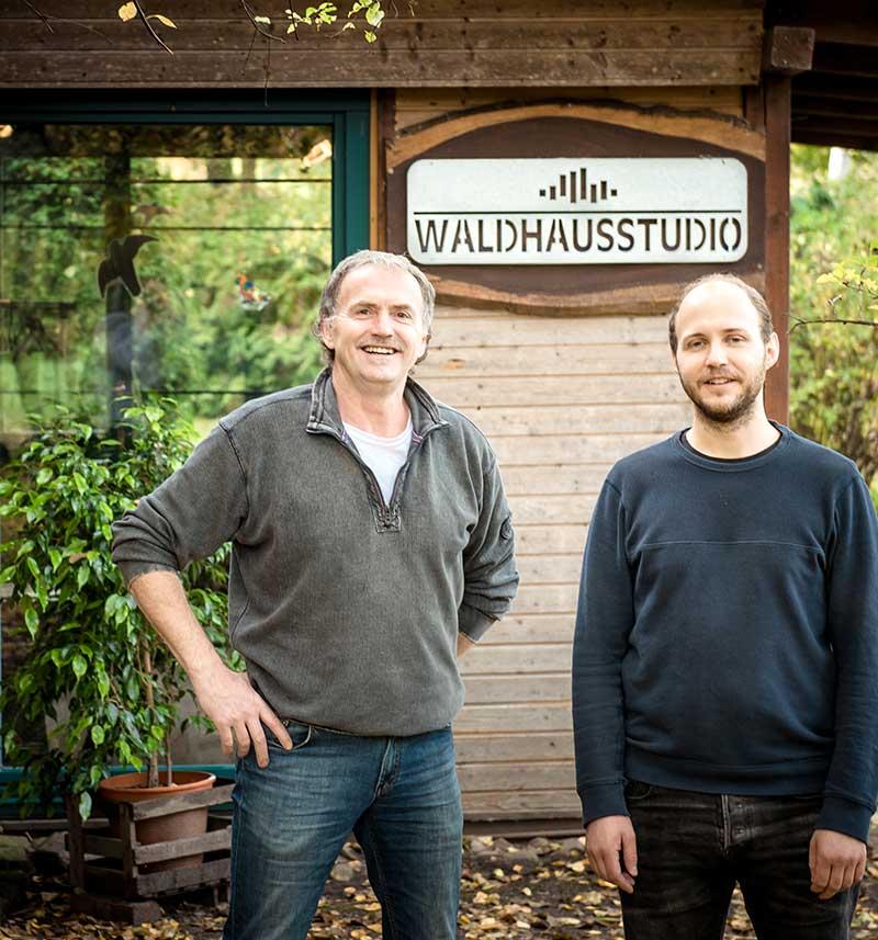 Waldhausstudio Mohi und Ludwig Buschendorf (Jesko Döring)
